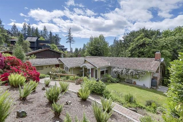 6681 MADRONA Horseshoe Bay WV, West Vancouver (R2235545)