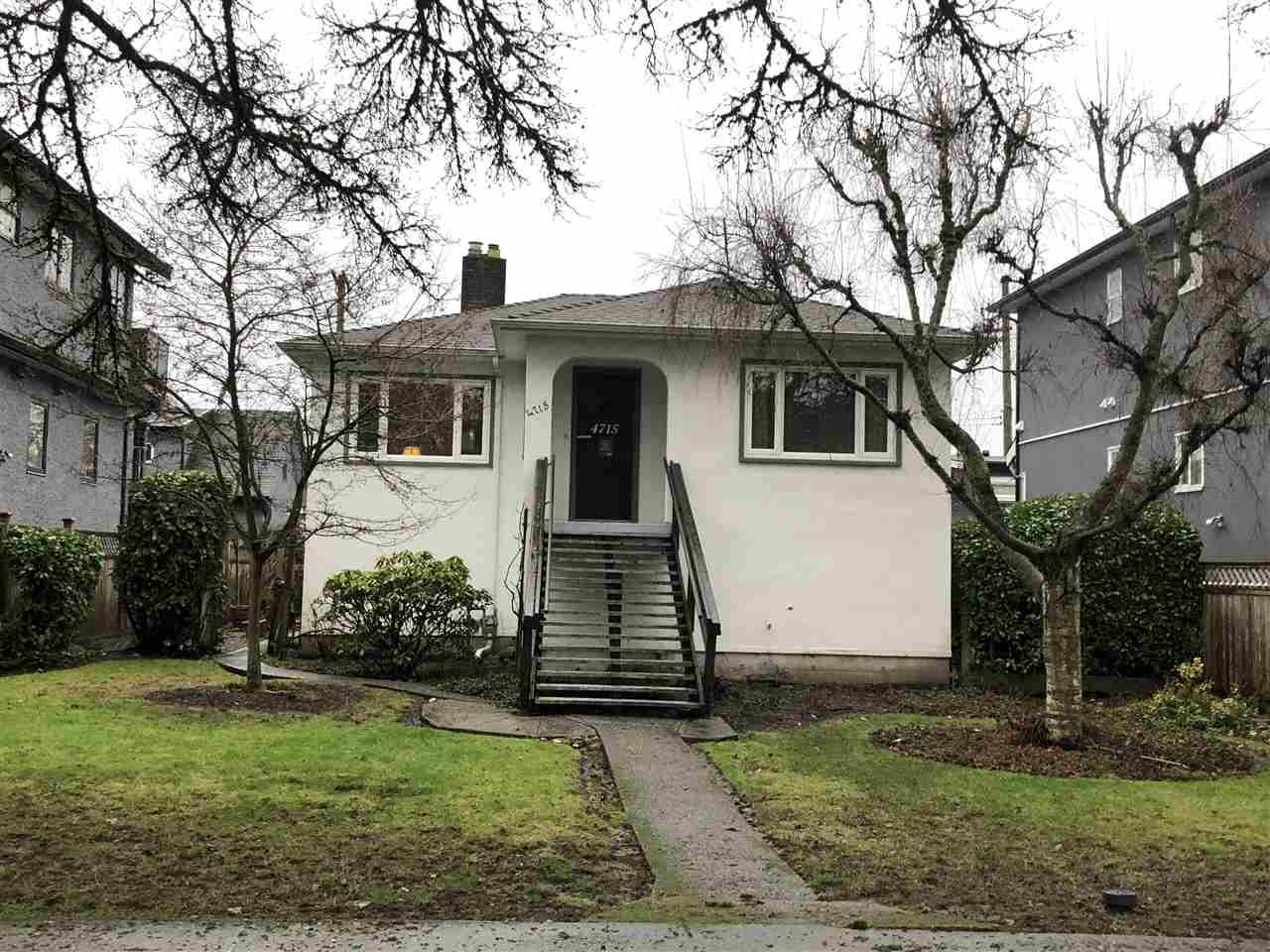4715 LANARK Knight, Vancouver (R2236528)