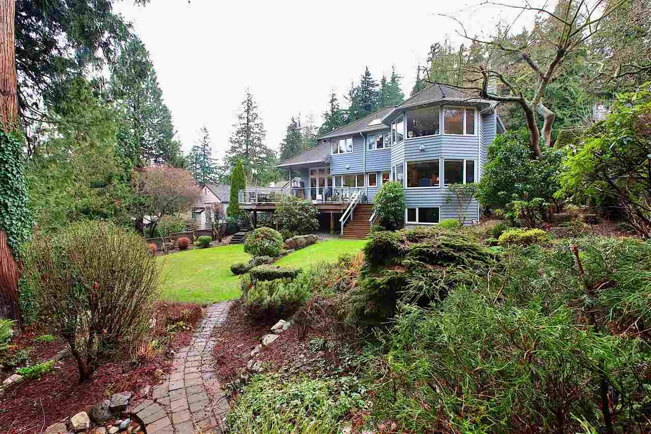 4941 WATER Olde Caulfeild, West Vancouver (R2237874)