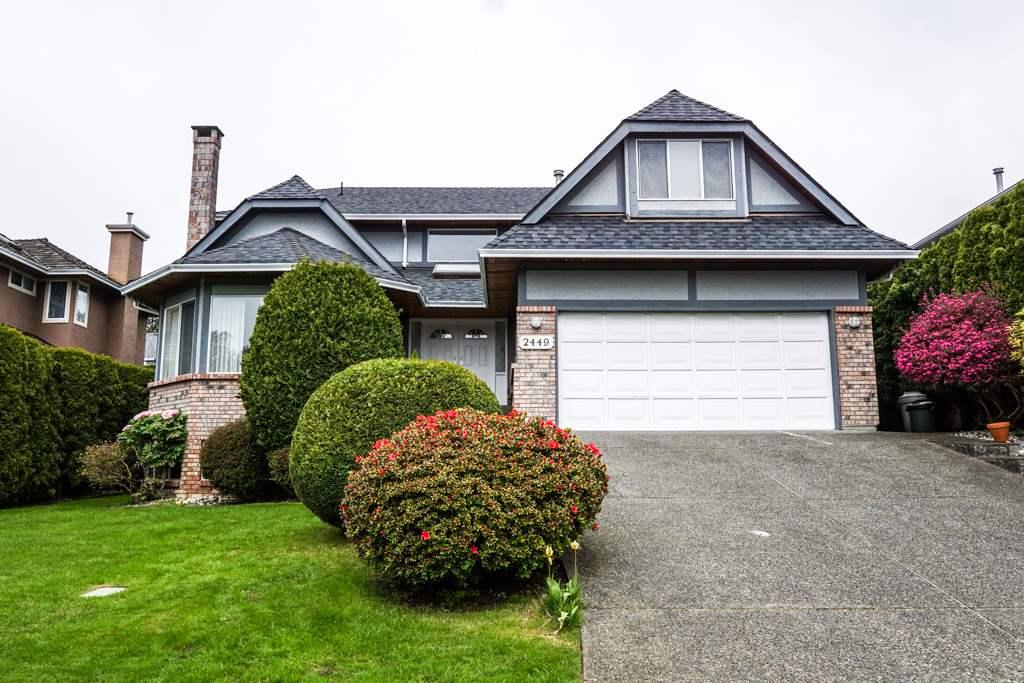 2449 BERTON Blueridge NV, North Vancouver (R2238522)