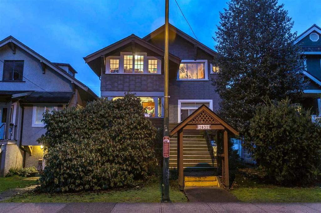 2832 W 3RD Kitsilano, Vancouver (R2238683)