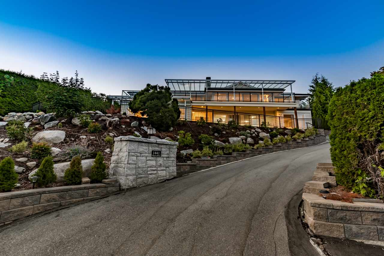 1441 CHARTWELL Chartwell, West Vancouver (R2238778)