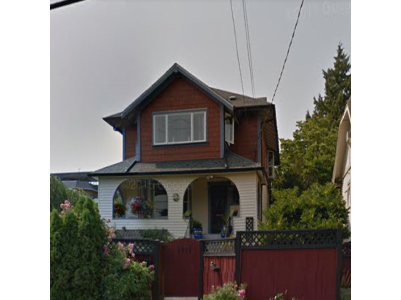 1717 SIXTH West End NW, New Westminster (R2239320)