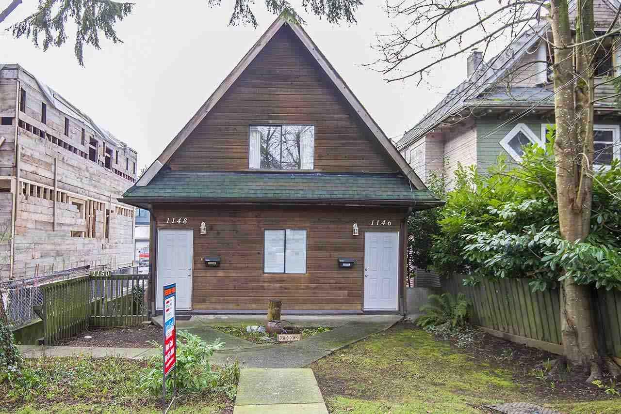 1150 E 13TH Mount Pleasant VE, Vancouver (R2240310)
