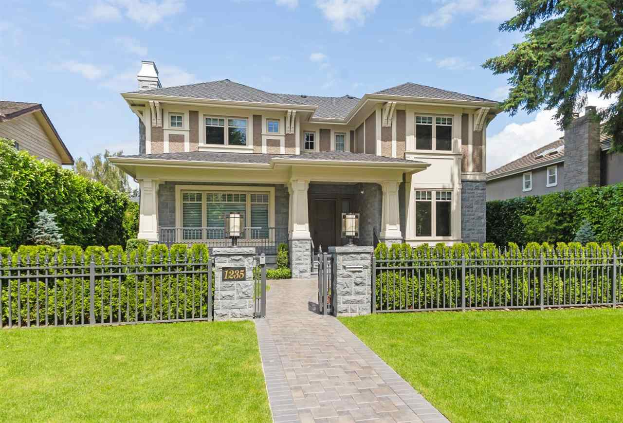 1235 W 39TH Shaughnessy, Vancouver (R2240315)