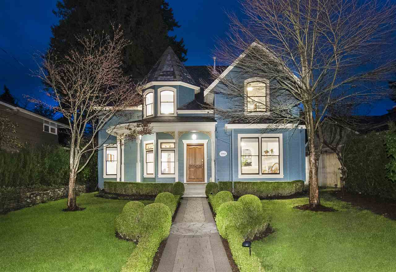 1060 W 22ND Pemberton Heights, North Vancouver (R2240527)