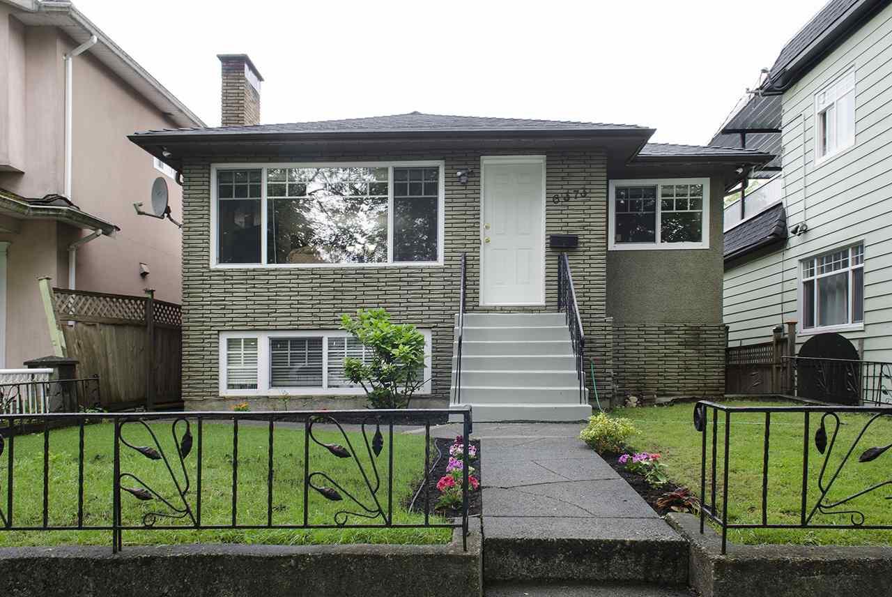 6373 WINDSOR Fraser VE, Vancouver (R2241573)