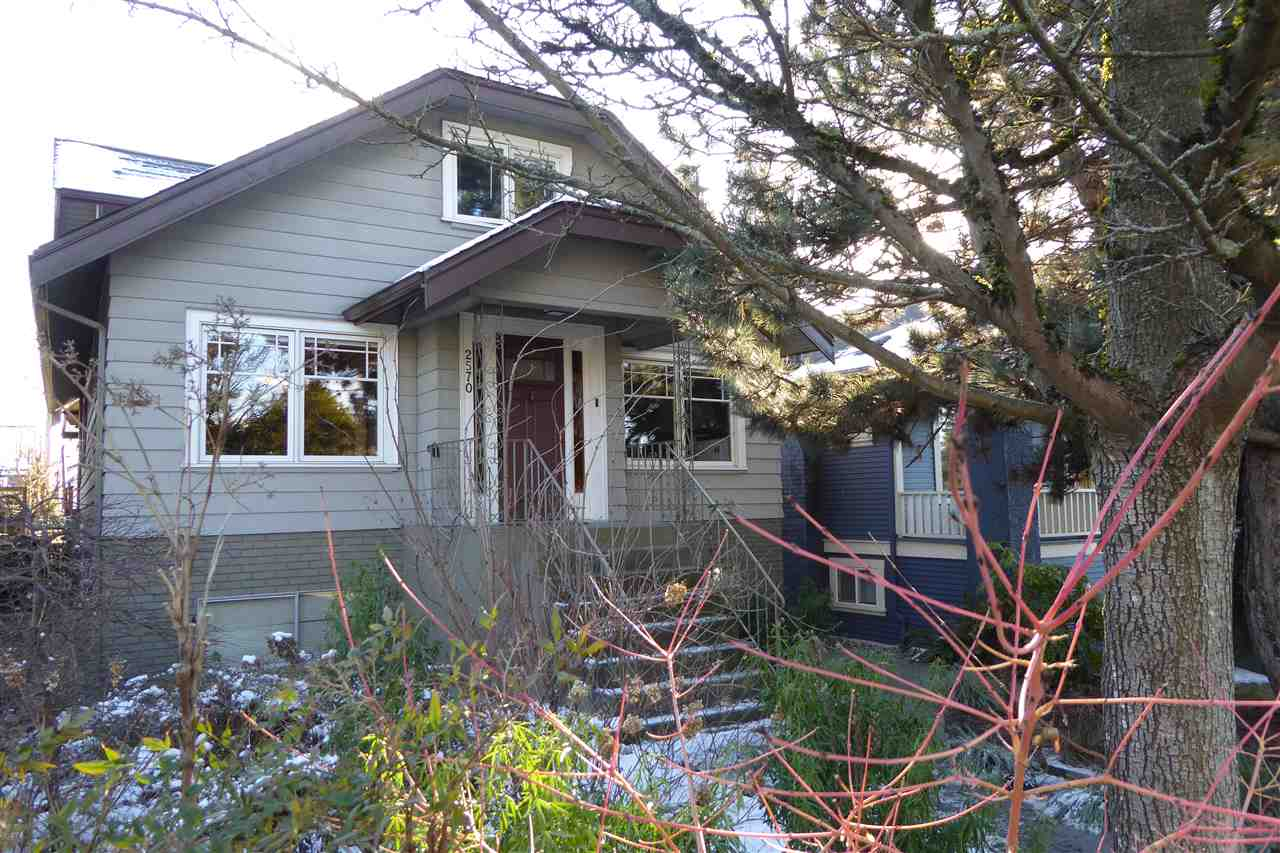 2570 DUNDAS Hastings East, Vancouver (R2241909)