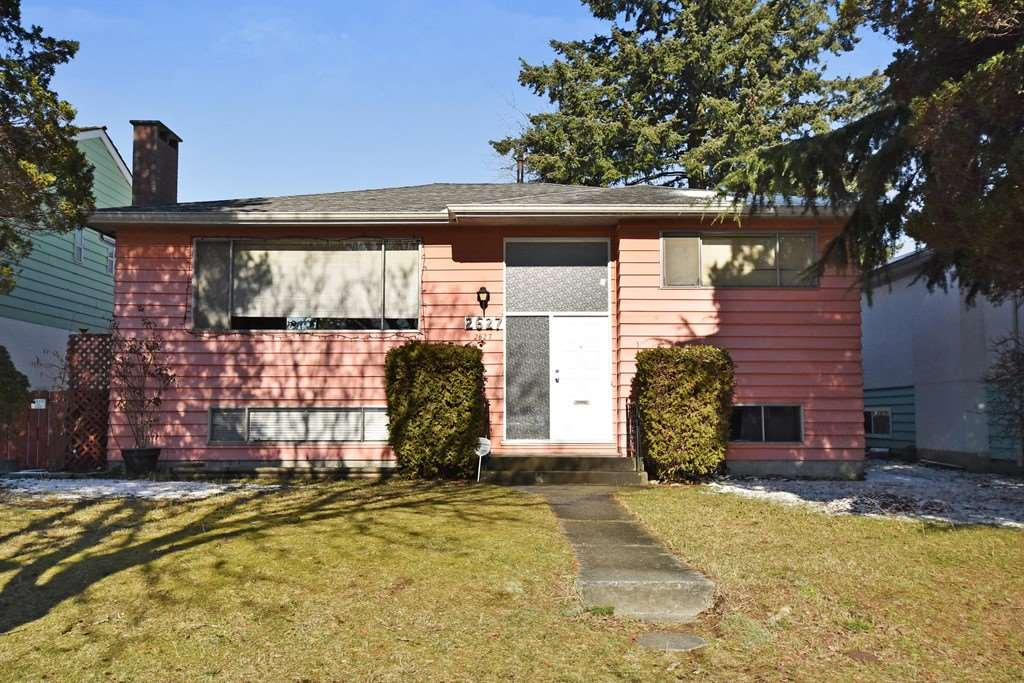 2627 E 56TH Fraserview VE, Vancouver (R2243250)