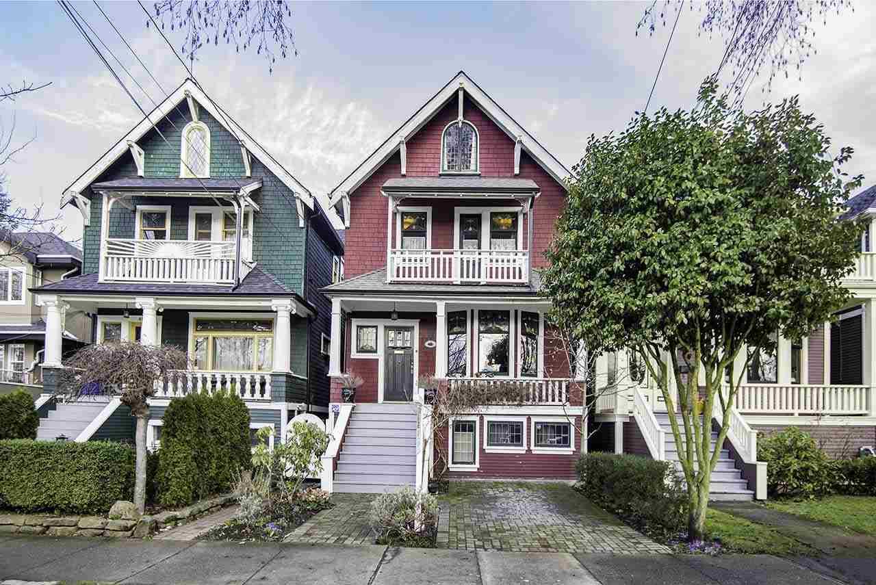 2851 W 6TH Kitsilano, Vancouver (R2244018)
