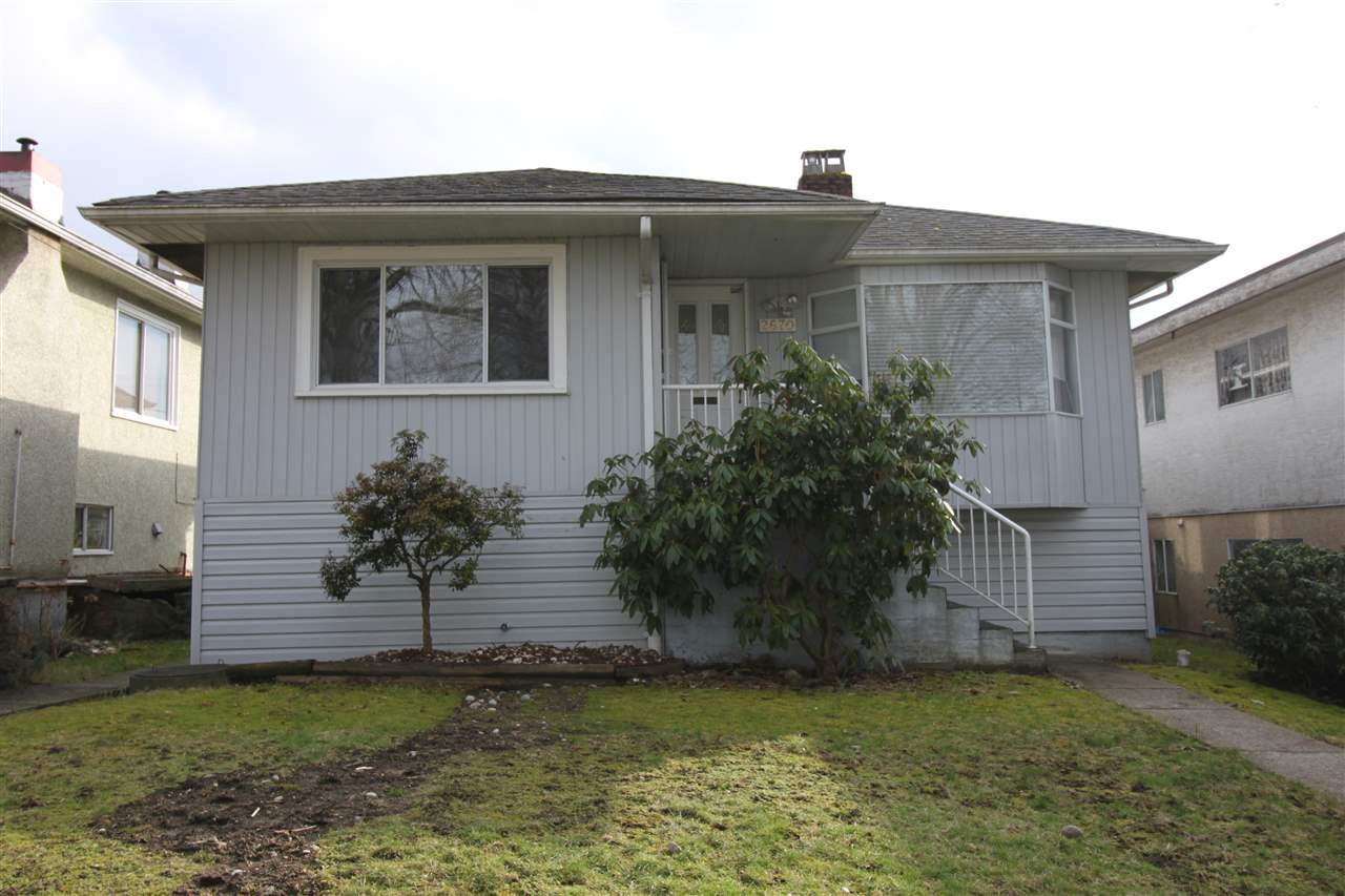 2670 E 25TH Renfrew Heights, Vancouver (R2244492)