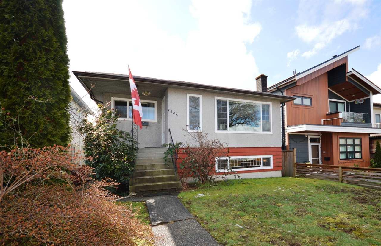 1254 E 27TH Knight, Vancouver (R2244602)