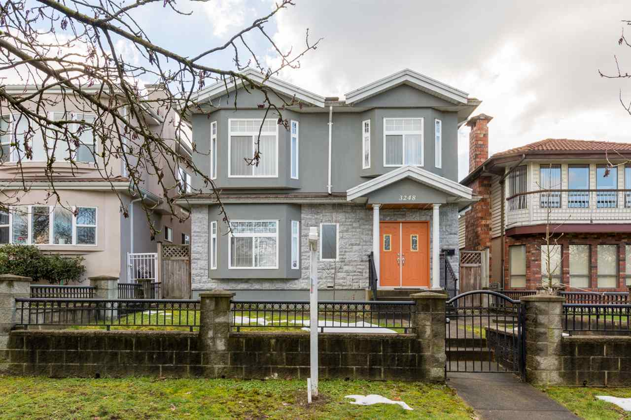 3248 E 22ND Renfrew Heights, Vancouver (R2244969)