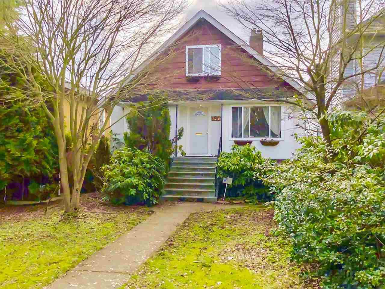 3458 W KING EDWARD Dunbar, Vancouver (R2245229)
