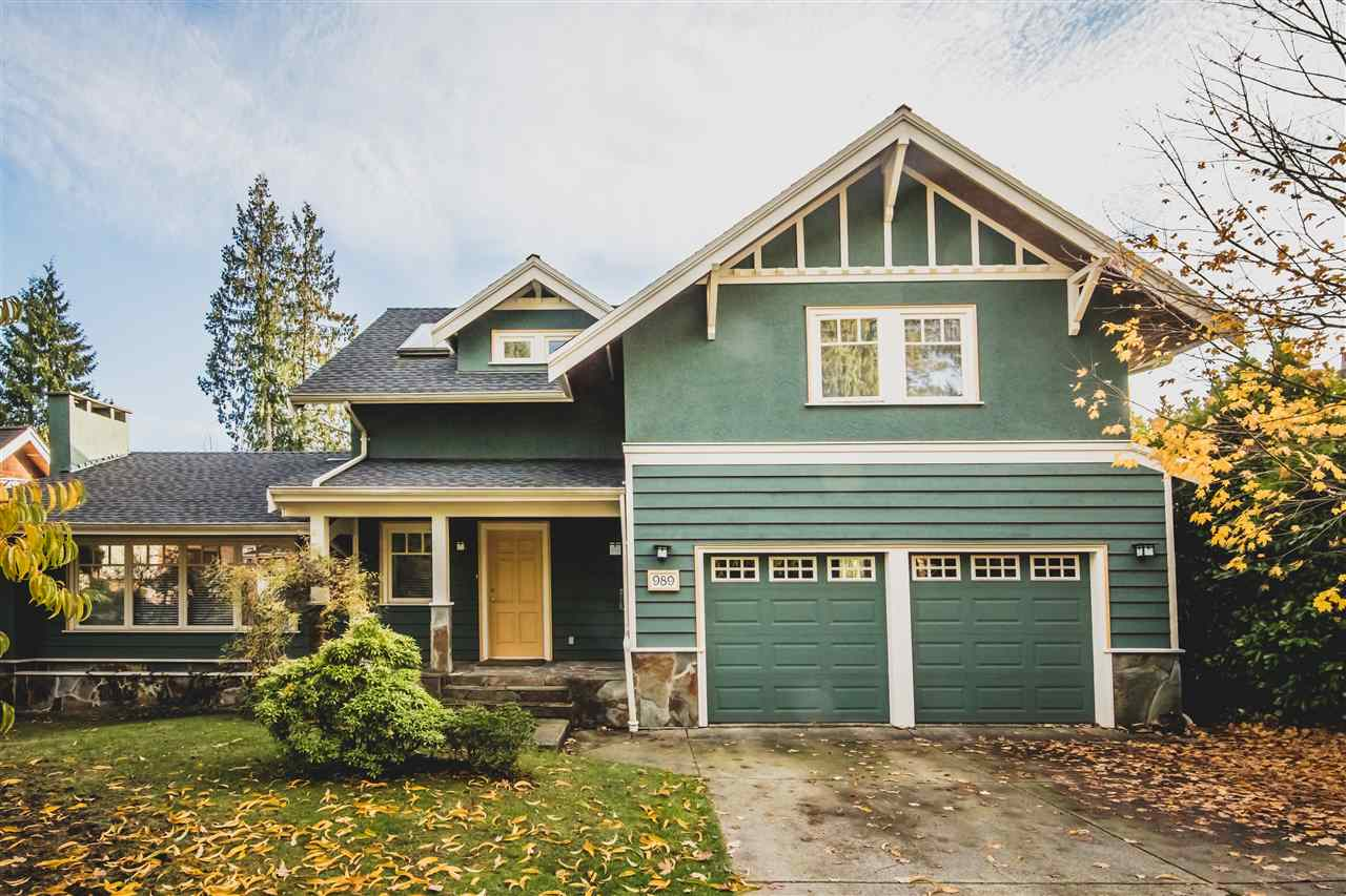 989 FOREST HILLS Edgemont, North Vancouver (R2245485)