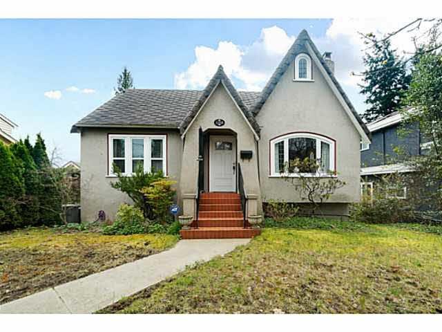 3358 W 33RD Dunbar, Vancouver (R2245593)