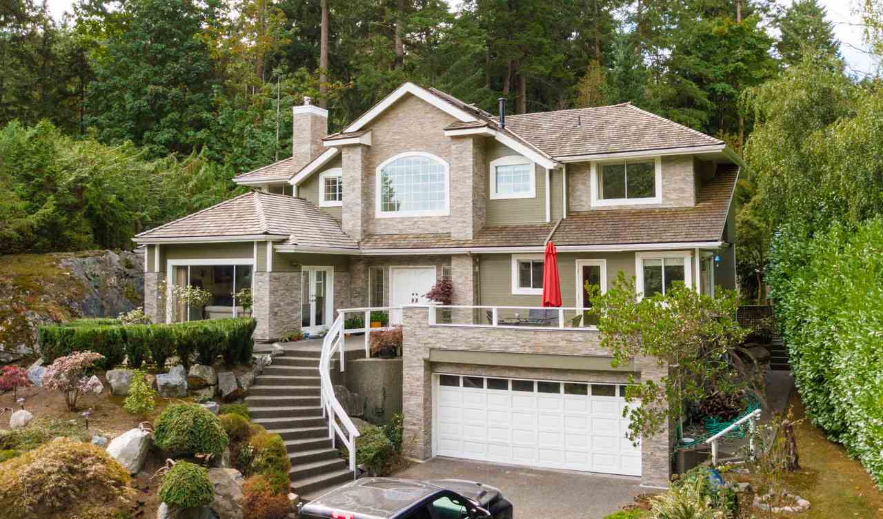 4880 THE DALE Olde Caulfeild, West Vancouver (R2245883)