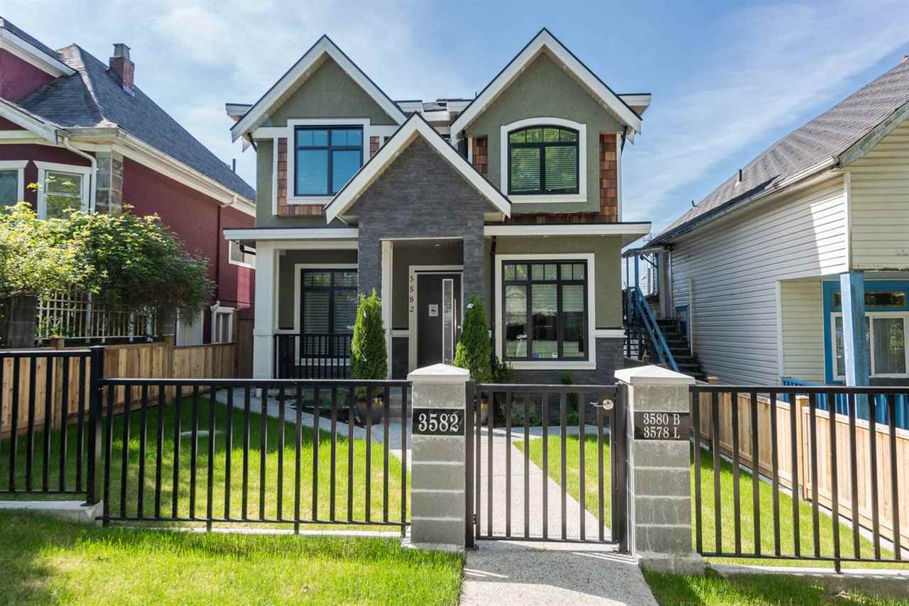 3582 FRANKLIN Hastings East, Vancouver (R2246024)