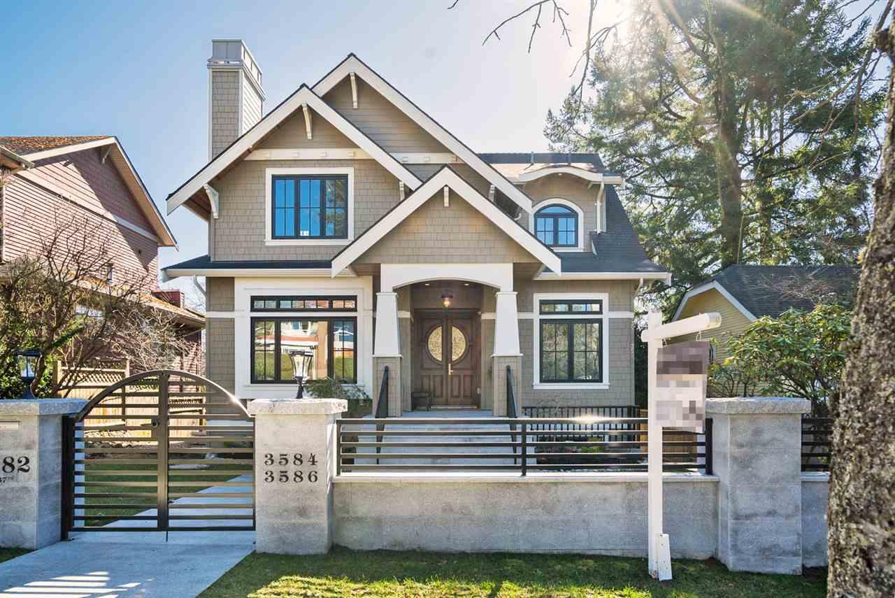 3582 W 37TH Dunbar, Vancouver (R2246144)