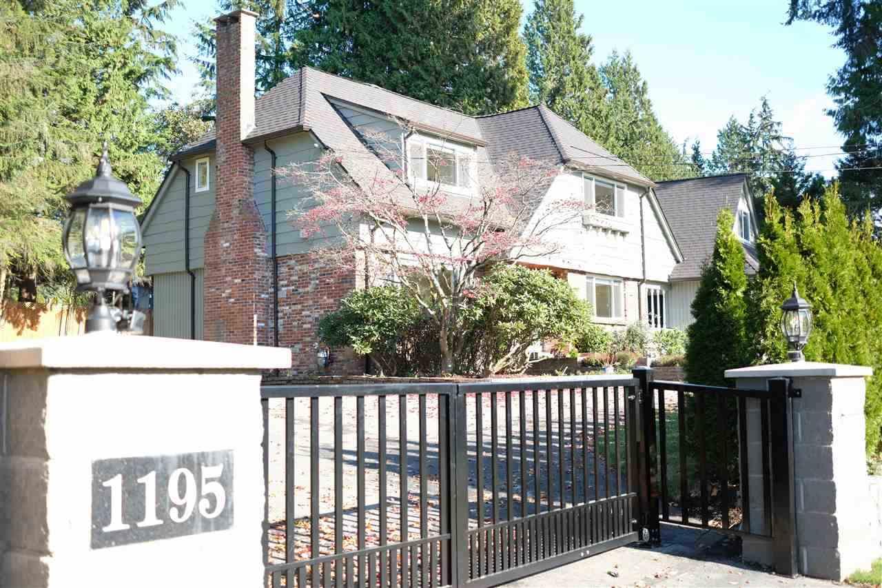 1195 SUTTON British Properties, West Vancouver (R2246299)