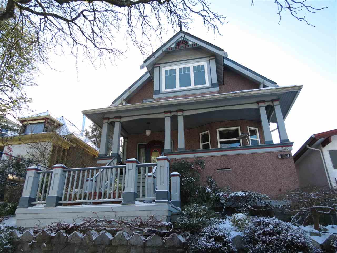 2110 E 3RD Grandview VE, Vancouver (R2246602)