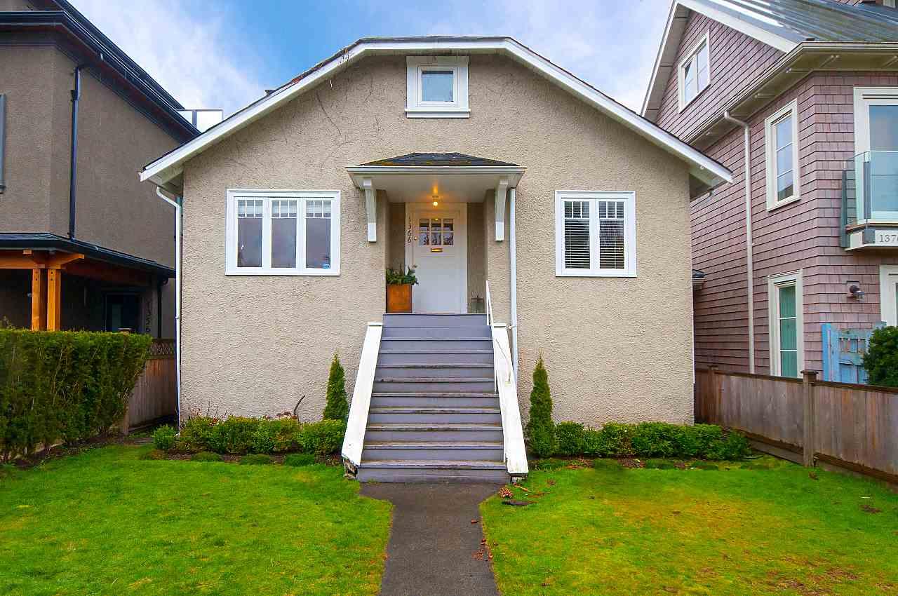 1366 LABURNUM Kitsilano, Vancouver (R2246692)