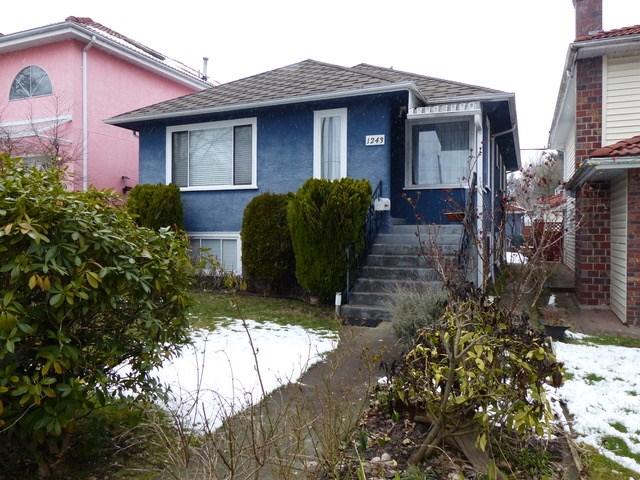 1243 W 64TH Marpole, Vancouver (R2247031)