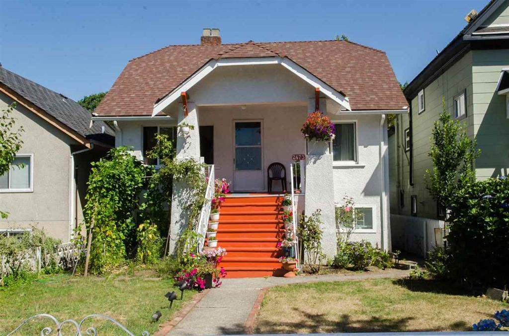 2473 CAMBRIDGE Hastings East, Vancouver (R2247065)