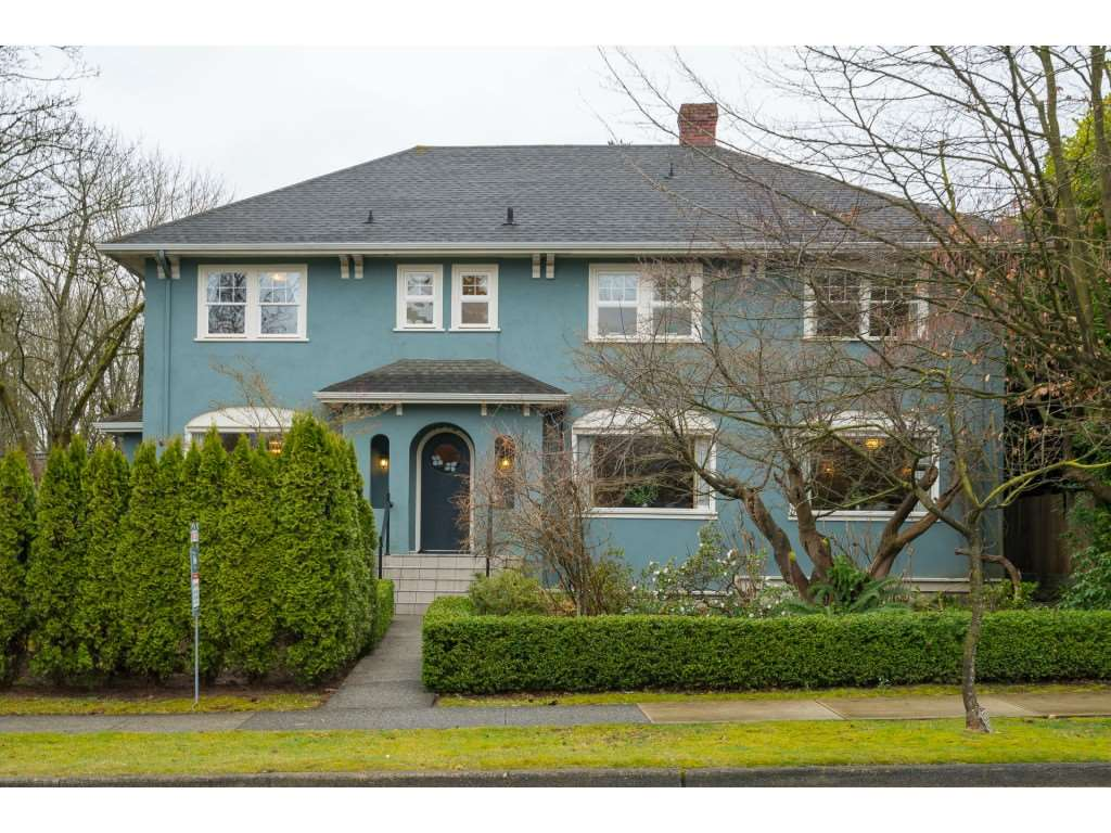 1310 W KING EDWARD Shaughnessy, Vancouver (R2247828)
