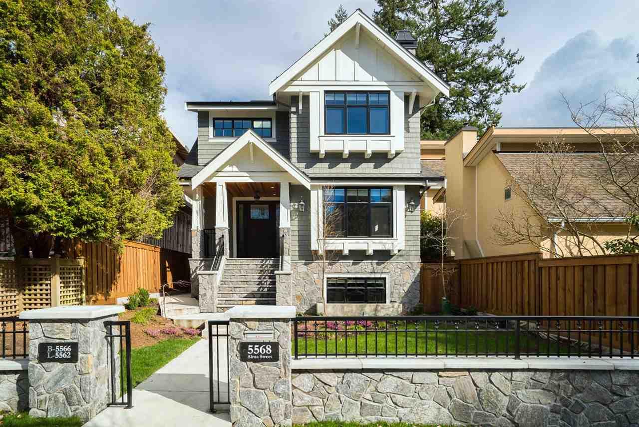 5568 ALMA Dunbar, Vancouver (R2247852)