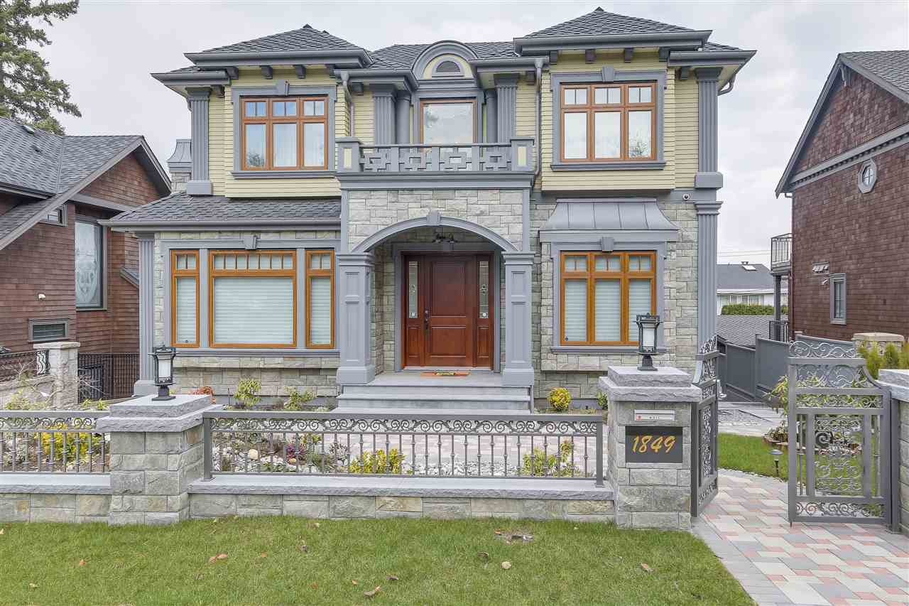 1849 W 35TH Quilchena, Vancouver (R2249550)