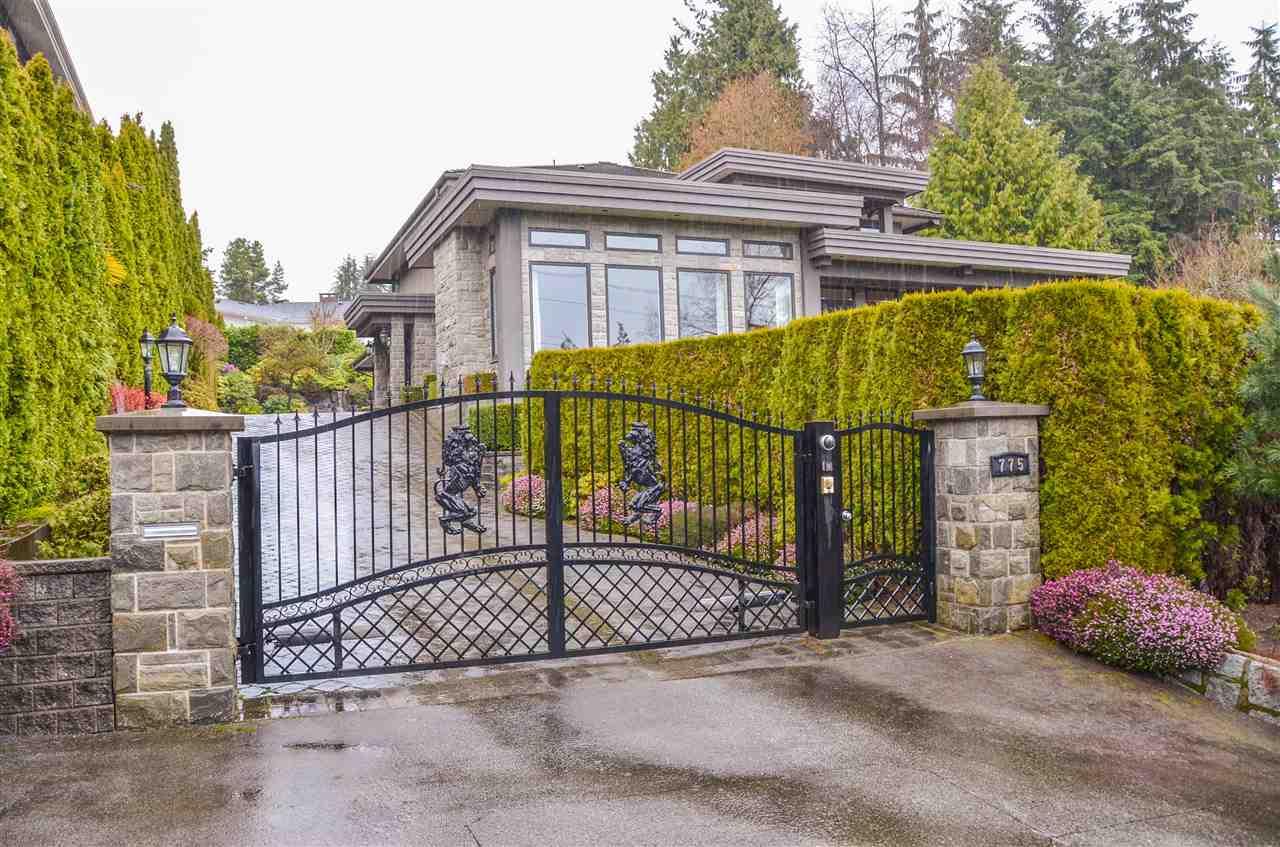 775 ESQUIMALT Sentinel Hill, West Vancouver (R2250925)
