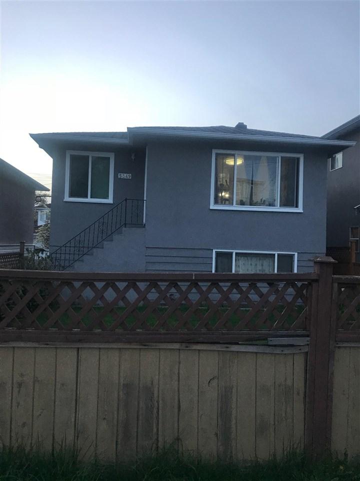 5349 JOYCE Collingwood VE, Vancouver (R2251698)