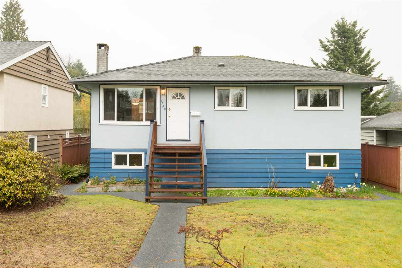 1740 SUTHERLAND Boulevard, North Vancouver (R2252695)