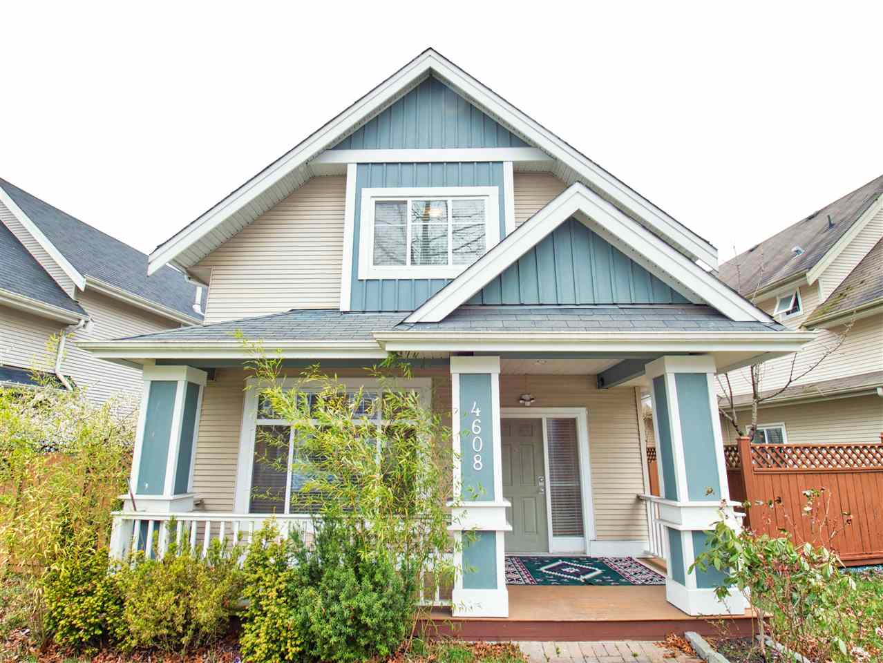 4608 BLAIR West Cambie, Richmond (R2254246)