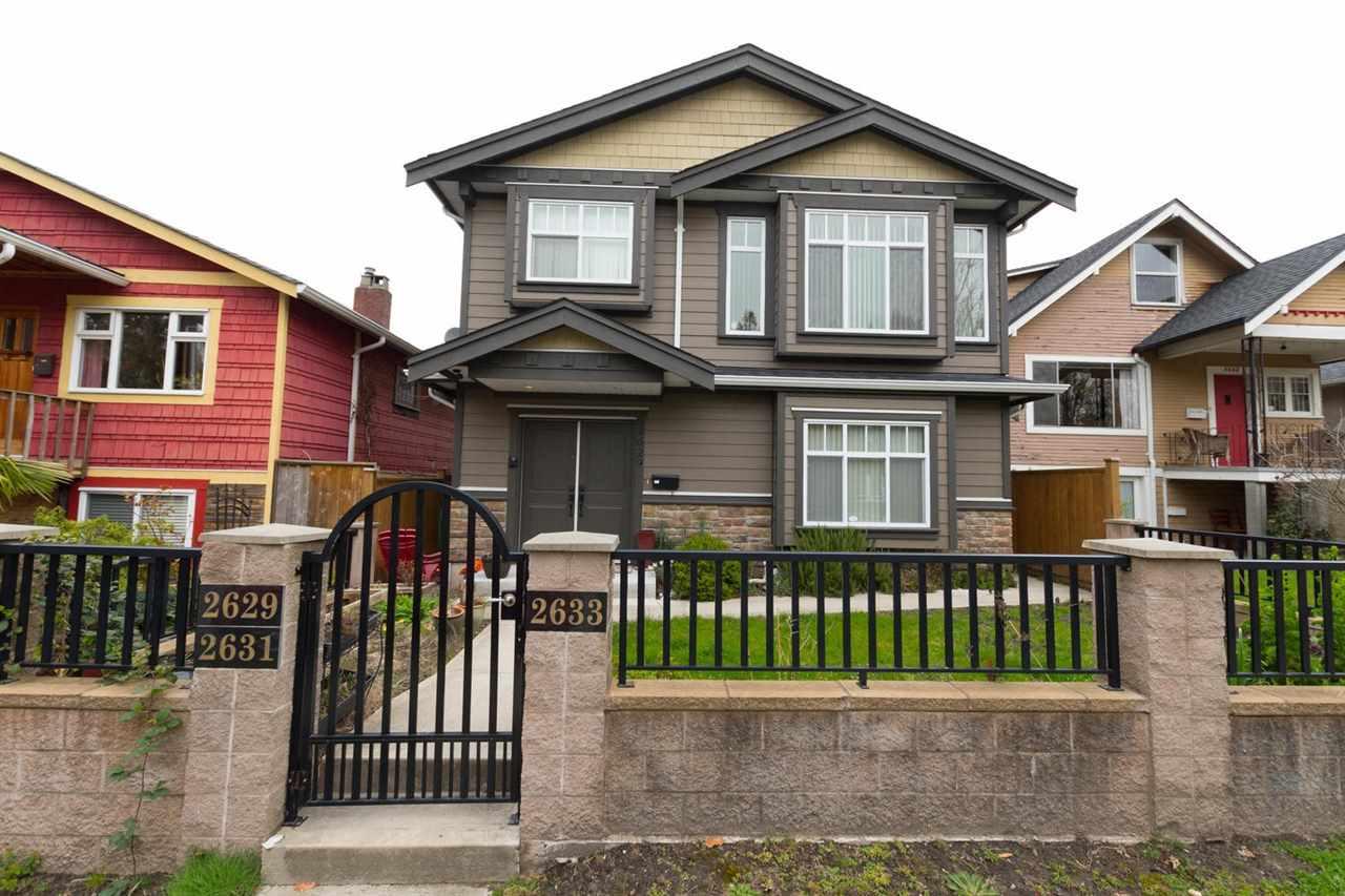 2629 PANDORA Hastings East, Vancouver (R2254550)