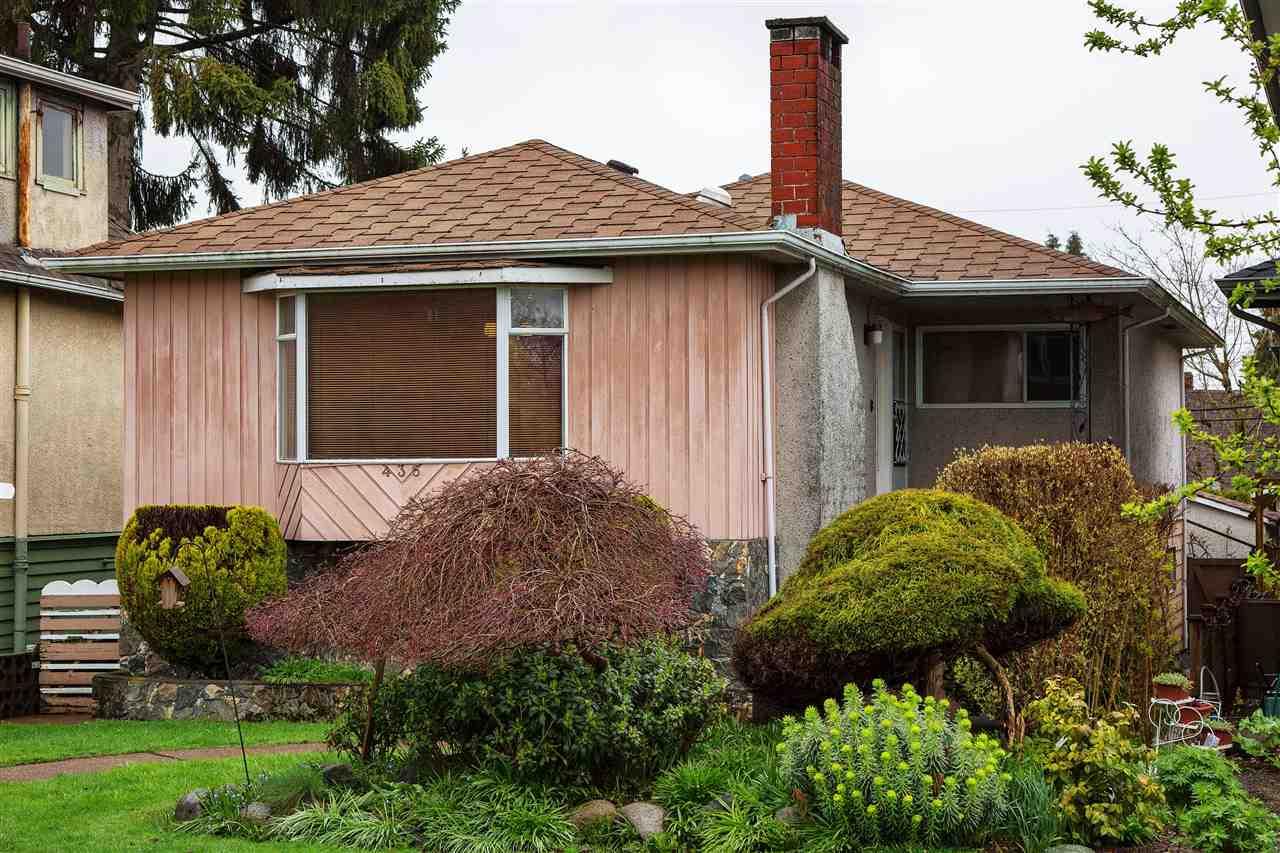 435 E 38TH Fraser VE, Vancouver (R2255436)