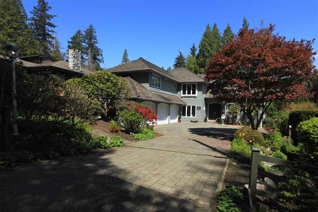 4941 WATER Olde Caulfeild, West Vancouver (R2255625)
