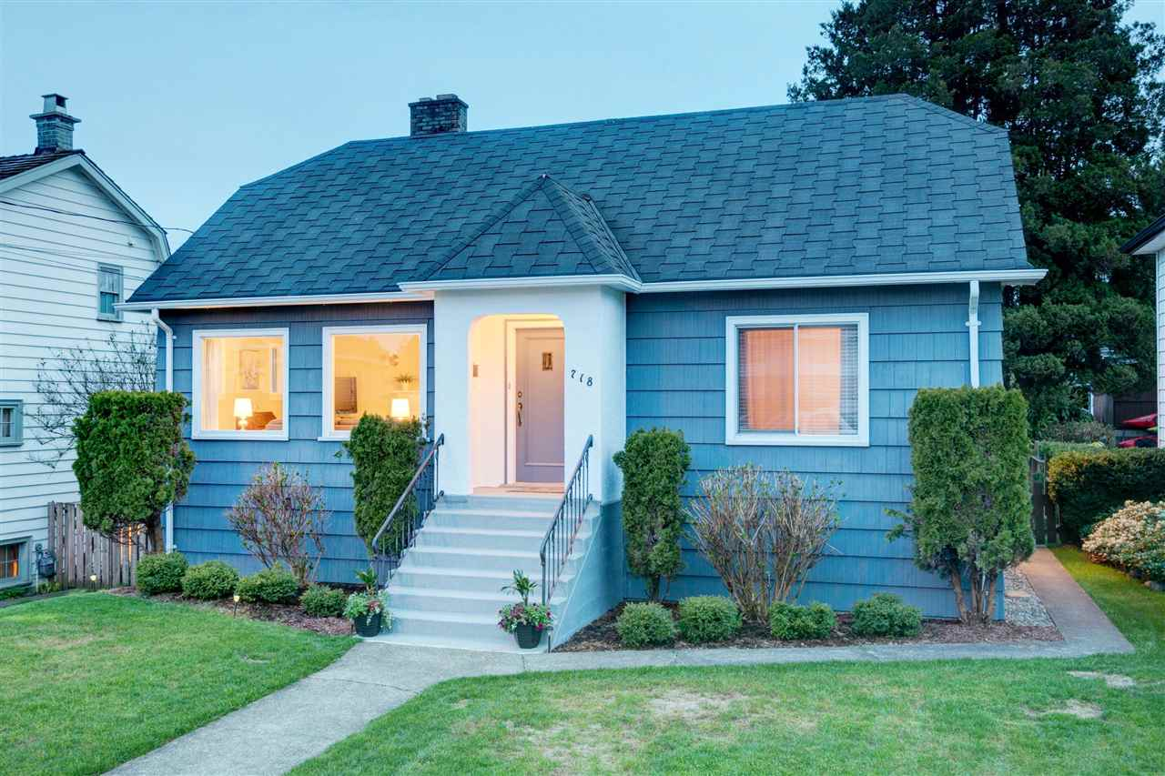 718 BOWLER West End NW, New Westminster (R2256122)