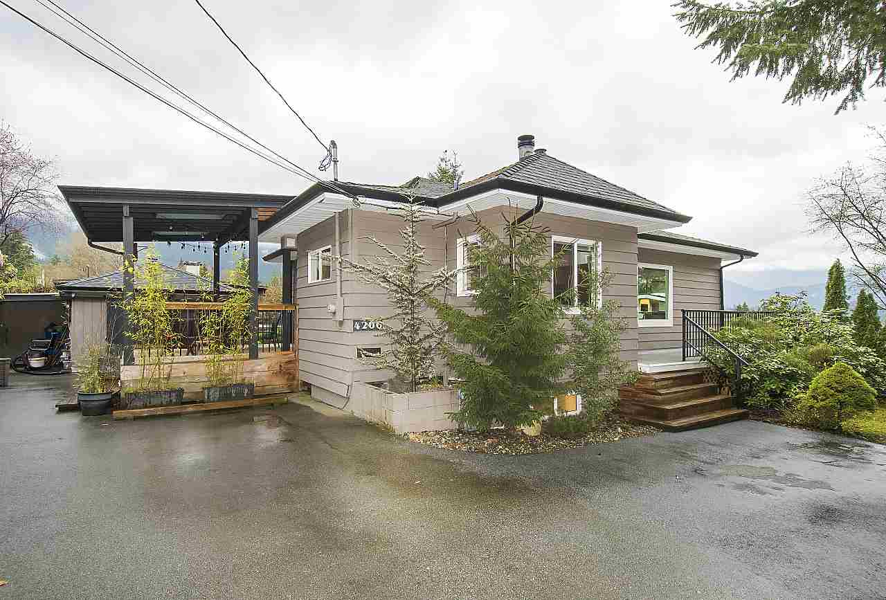 4206 MT SEYMOUR Deep Cove, North Vancouver (R2256314)