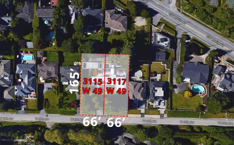 3117 W 49TH Southlands, Vancouver (R2256870)