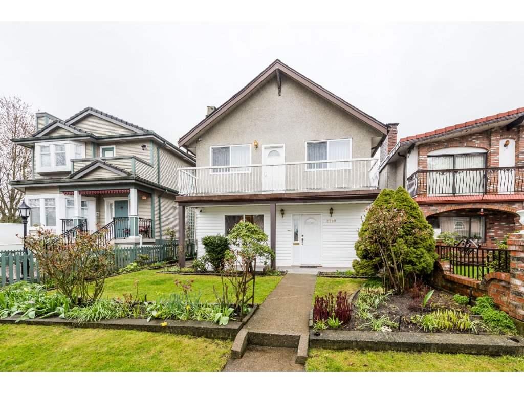 2790 NAPIER Renfrew VE, Vancouver (R2257576)