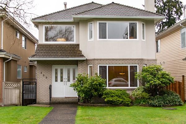 288 W 48TH Oakridge VW, Vancouver (R2257982)