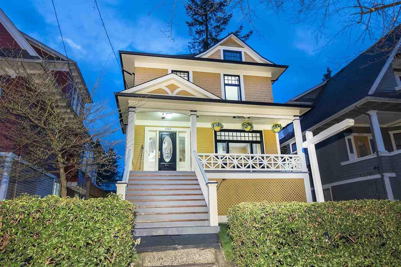 1550 E 13TH Grandview VE, Vancouver (R2258473)