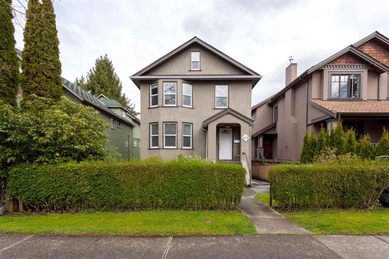 529 E 11TH Mount Pleasant VE, Vancouver (R2258737)