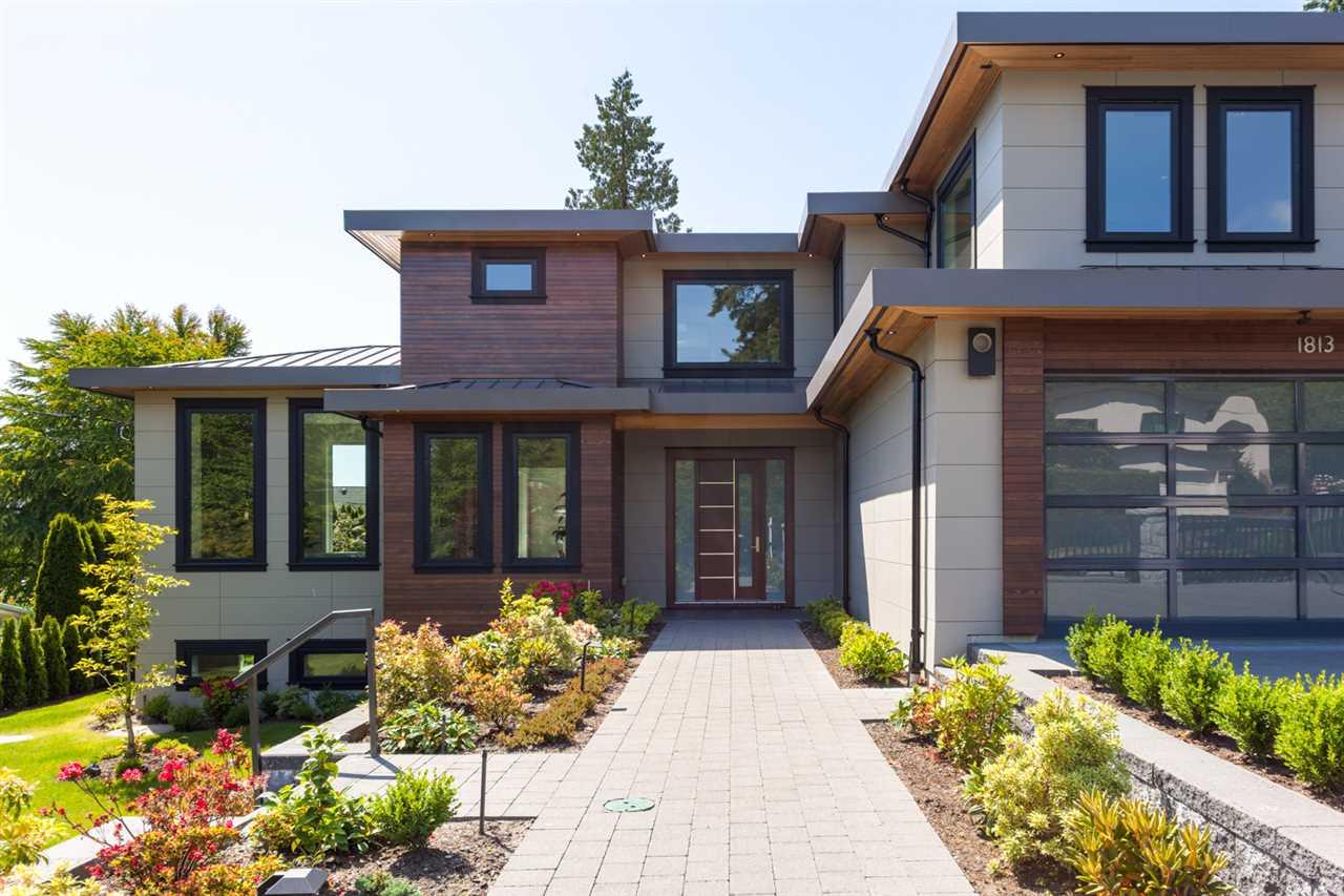 1813 ST. DENIS Ambleside, West Vancouver (R2258898)