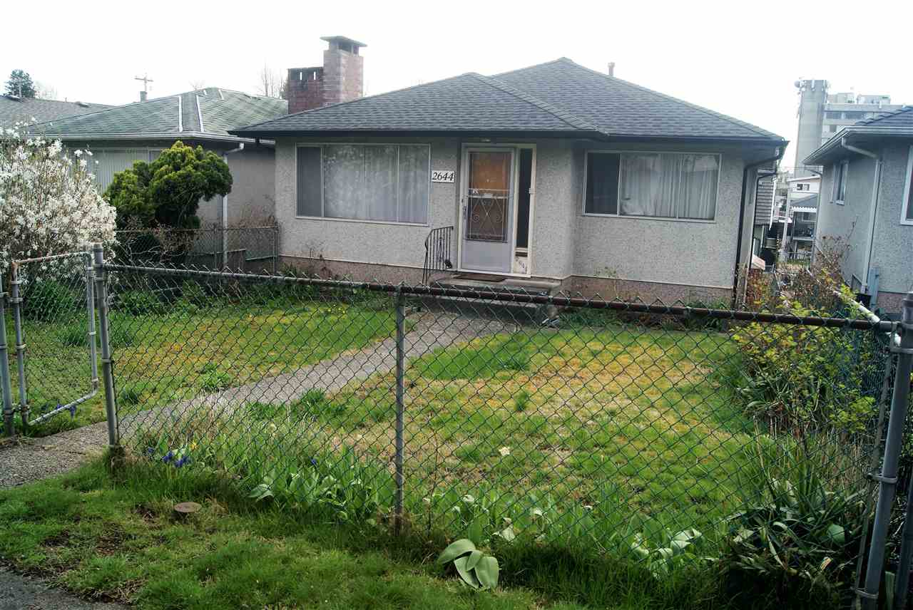 2644 E 7TH Renfrew VE, Vancouver (R2259131)