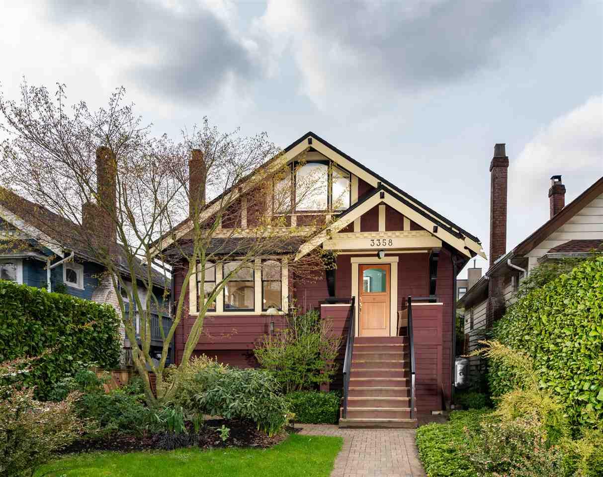 3358 W 8TH Kitsilano, Vancouver (R2259162)
