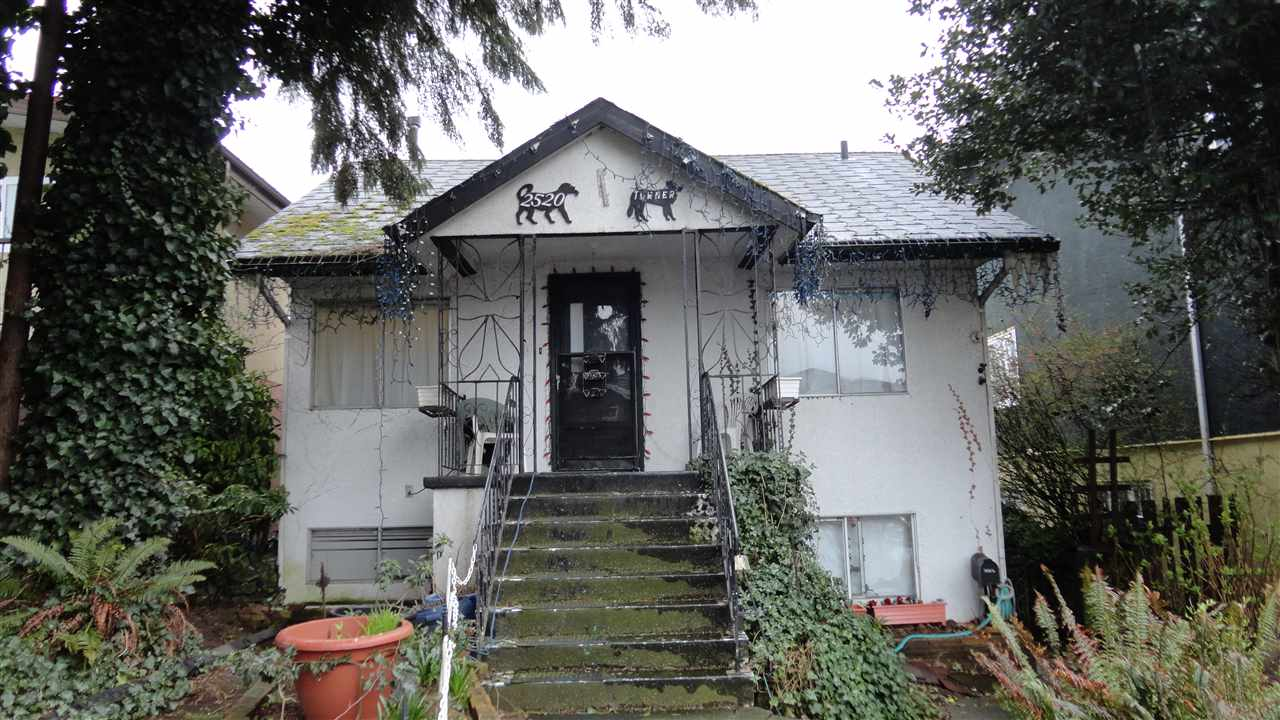 2520 TURNER Renfrew VE, Vancouver (R2259380)