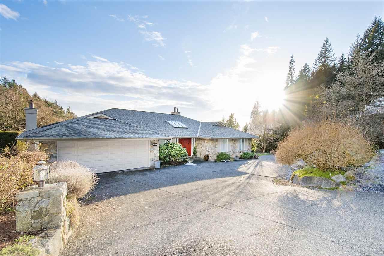 4798 WOODLEY Cypress Park Estates, West Vancouver (R2261232)